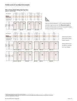 product andersen windows