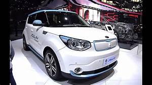 Kia Soul Ev 2017 : 2016 2017 kia soul ev new electric and hybrid vehicle youtube ~ Medecine-chirurgie-esthetiques.com Avis de Voitures