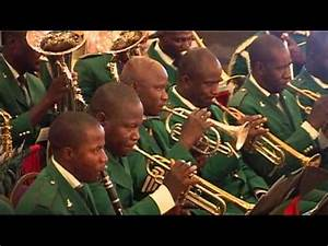 Nigeria centenary celebrations flag-off - YouTube
