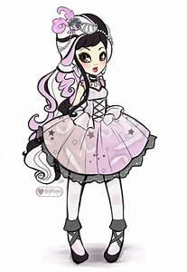 Chibi Duchess Swan by meownyo | Ever After High ...