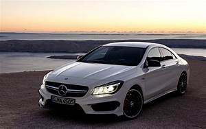 Mercedes Benz Cla 45 Amg Wallpapers HD Download