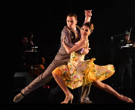 Direct from Argentina and Uruguay! Tango Lovers Premieres ...