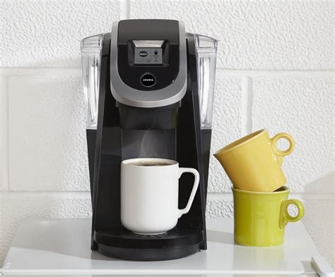 What happens when you have no ground coffee, a working regular coffee maker, and a handful of k cups? Keurig K250 Single Serve, Programmable K-Cup Pod Coffee ...