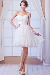 short simple wedding dresses With short simple wedding dress