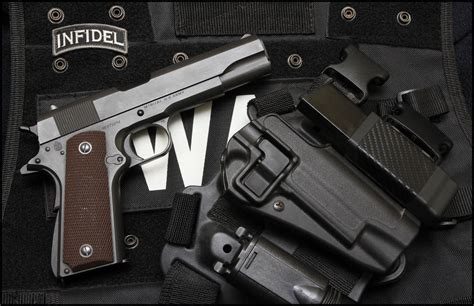 14 Colt 1911 Hd Wallpapers  Background Images  Wallpaper Abyss