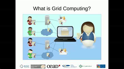 grid computing tutorials  introduction youtube
