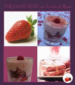 Tiramisu Biscuit Rose : tiramisu rose aux biscuits de reims ~ Melissatoandfro.com Idées de Décoration