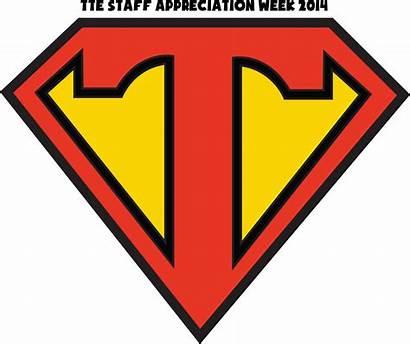 Teacher Appreciation Clip Clipart Super Week Superhero