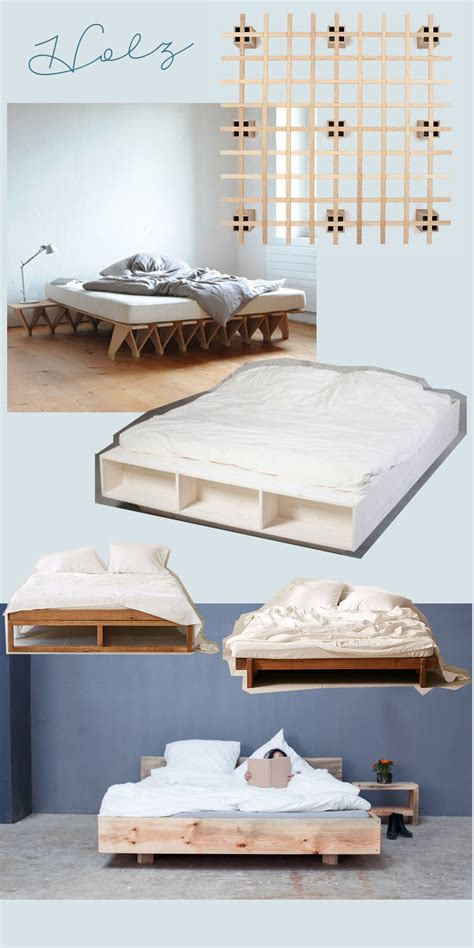 Plattform Bett Swalif