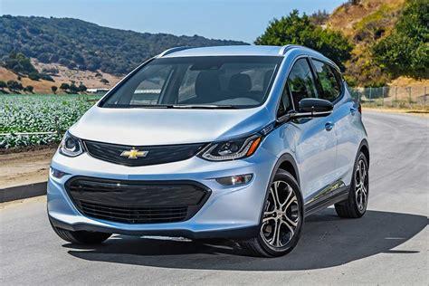 2019 Chevrolet Bolt New Car Review Autotrader