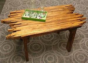 5 things to be considered for making pallet table With easy to build coffee table