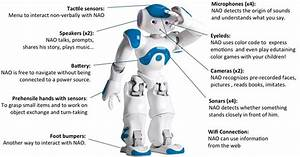 Features Of Nao Robot