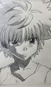 HunterxHunter: Killua Zoldyck Sketch | Anime Amino