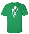 Gravediggaz Logo Graphic T Shirt – Supergraphictees