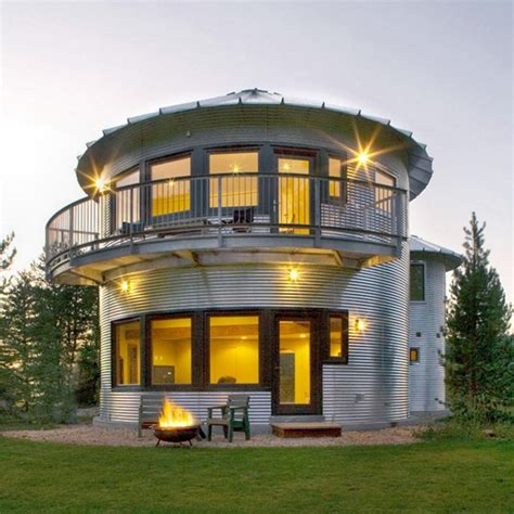grain bin houses unloved grain silos converted into homes house hunting