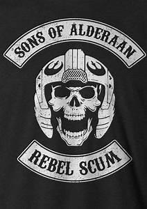 Star Wars Schriftzug : sons of alderaan rebelscum logo tattoogalaxie sons of ~ A.2002-acura-tl-radio.info Haus und Dekorationen