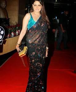 Poonam Jhawar Latest Hot Transparent Saree Images At Film ...