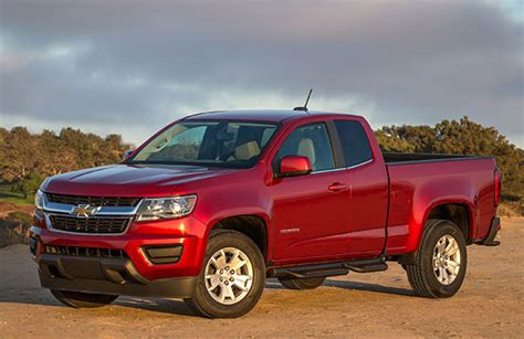 2016 Chevrolet Colorado Review