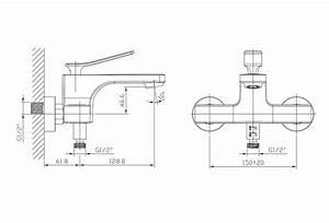 Mischbatterie Dusche Aufputz : unterputz armatur badewanne masse konzept armaturen ~ Watch28wear.com Haus und Dekorationen
