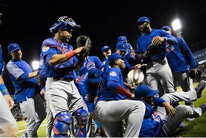 Cubs Sox Win Series Chicago Cup Crosstown