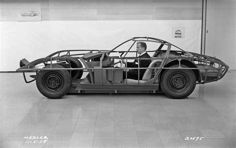 mid engine corvette     idea