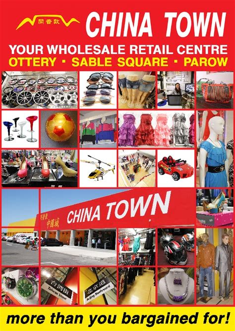 south african factory shops china town parow factory