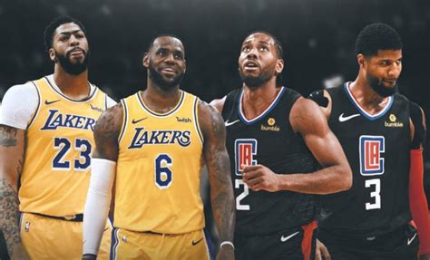 reasons   clippers      lakers