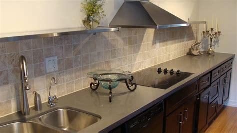 discount granite tile countertops caesarstone top flat edge details concrete color using