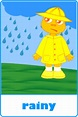 Talking about the weather | English lessons for kids