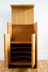Meuble Pour Tourne Disque : meuble hifi range vinyles vintage mes petites puces ~ Teatrodelosmanantiales.com Idées de Décoration