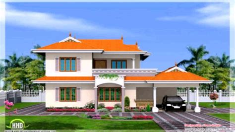 indian house design single floor youtube