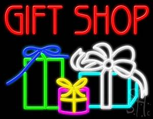Gift Shop Neon Sign Flower Neon Signs