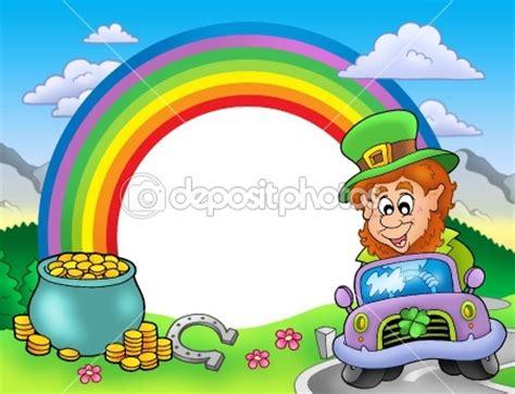 rainbow leprechaun pot  gold isabel iris phina