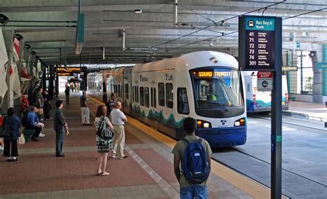 seattle link light rail lrt the seattle exle 171 transportblog co nz