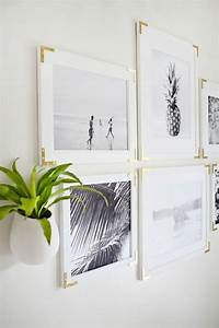 Cadre Avec Photo : 1001 conseils et id es pour arranger un mur de cadres parfait ~ Teatrodelosmanantiales.com Idées de Décoration