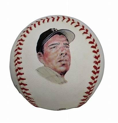 Dimaggio Joe Yankee Clipper Baseball Signed