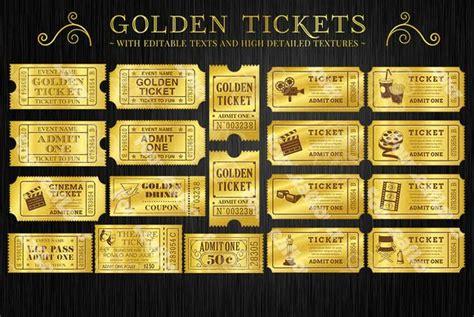 golden  templates set illustrations  big top