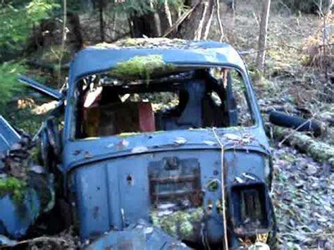 car    woods volvo pv youtube