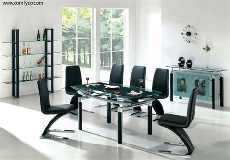 salle 224 manger moderne aux chaises design uniques design feria