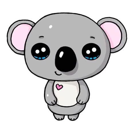 Koala Cute Chibi Drawing