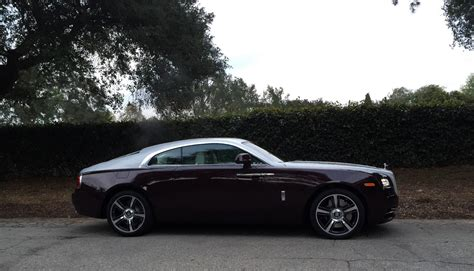 Rolls Royce Wraith Regatta Or Luxury In Its Pure Form