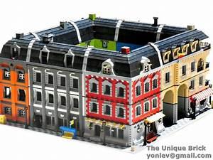 Lego Custom Huge Building Block Pdf Instructions Manual