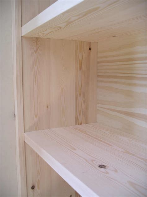 alcove cupboards  pine  peter henderson furniture