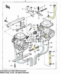78 Kz400 B1 Fuel And Vacuum Lines     - Kzrider Forum