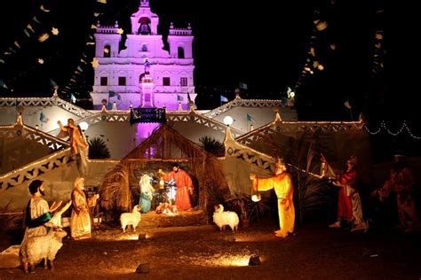 christmas holidays destination in india