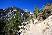 Hiking the Mt Whitney Trail: A Photo Guide | California ...