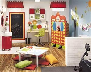 decoration d39une salle de jeux With idee deco salle de jeux
