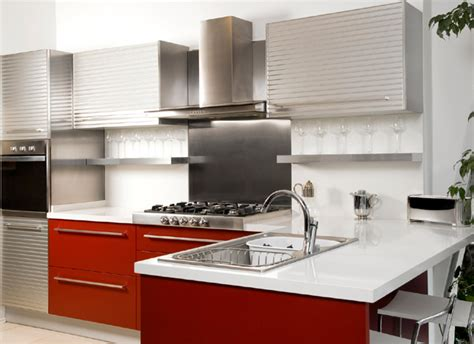 hotte de cuisine inox hotte decorative inox decoration interieur