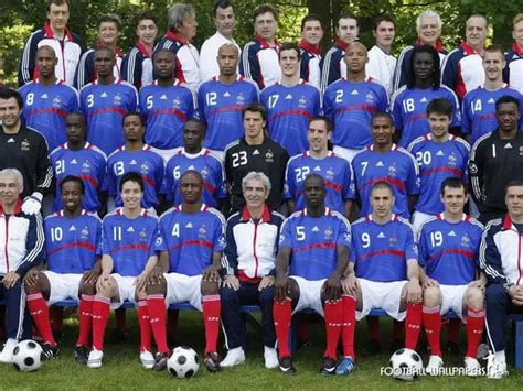 member squad  french national football
