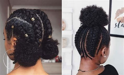 beautiful natural hairstyles   wear